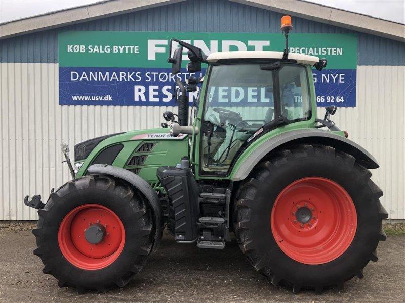 Traktor des Typs Fendt 514 Vario SCR Profi Plus, Gebrauchtmaschine in Rødekro (Bild 1)