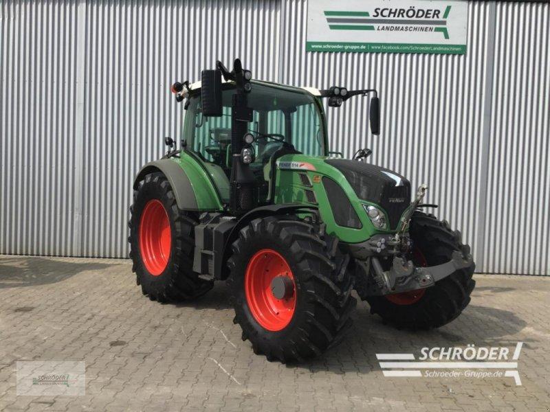 Traktor des Typs Fendt 514 VARIO SCR PROFI, Gebrauchtmaschine in Wildeshausen (Bild 1)