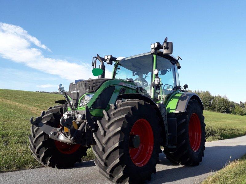 Traktor του τύπου Fendt 514 Vario SCR Profi, Gebrauchtmaschine σε Waldkirchen (Φωτογραφία 1)