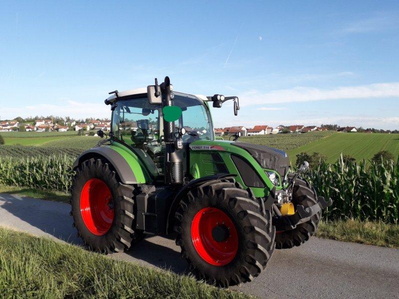 Traktor του τύπου Fendt 514 Vario SCR Profi, Gebrauchtmaschine σε Waldkirchen (Φωτογραφία 2)