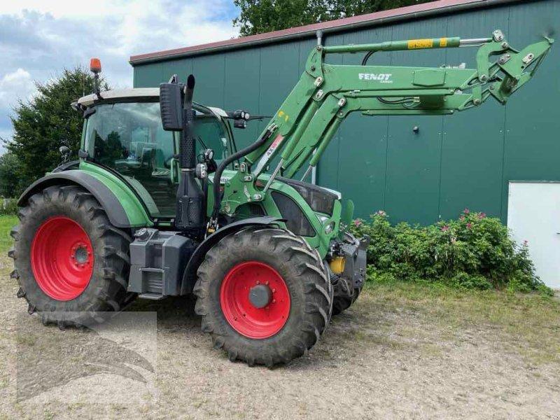 Traktor a típus Fendt 514 Vario SCR, Gebrauchtmaschine ekkor: Hermannsburg (Kép 1)