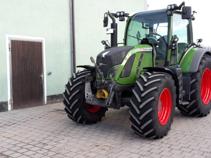 Traktor des Typs Fendt 514 Vario SCR, Gebrauchtmaschine in Allersberg (Bild 1)