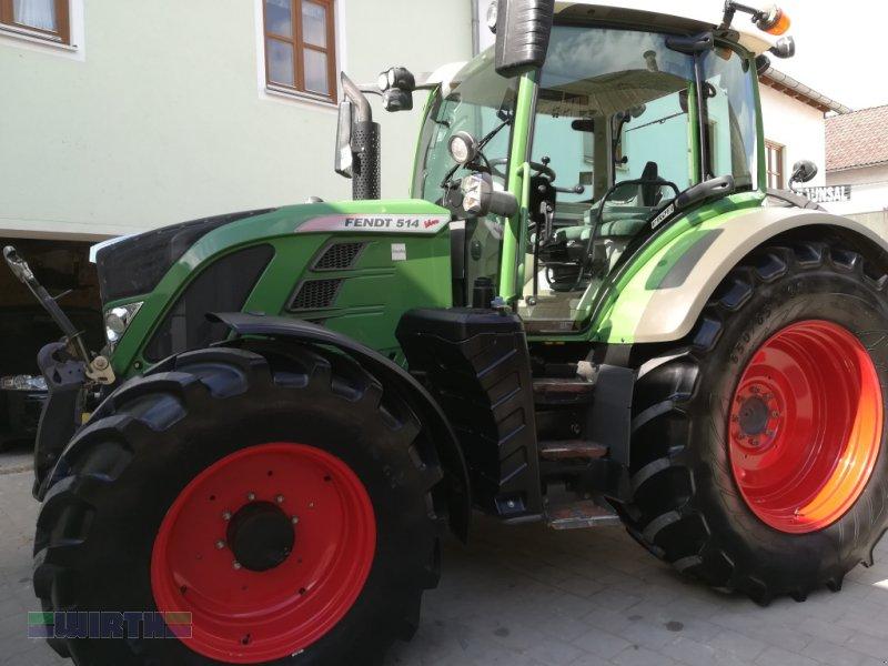 Traktor des Typs Fendt 514 Vario SCR, Gebrauchtmaschine in Buchdorf (Bild 1)