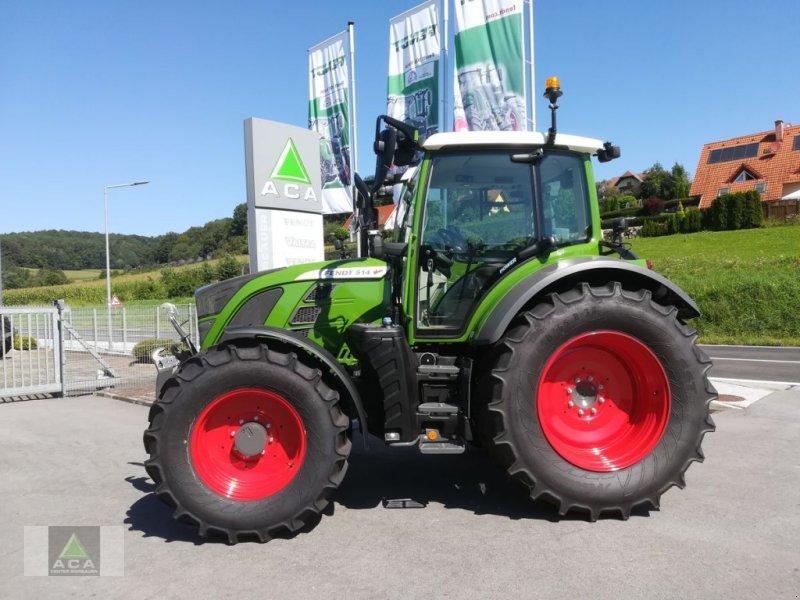 Traktor des Typs Fendt 514 Vario, Neumaschine in Markt Hartmannsdorf (Bild 1)