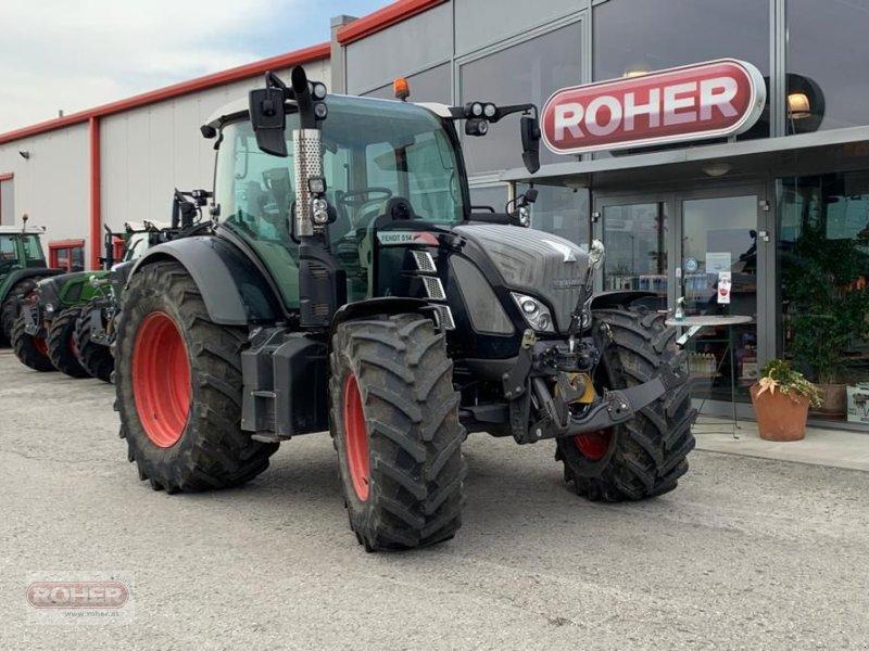 Traktor des Typs Fendt 514 Vario, Gebrauchtmaschine in Wieselburg Land (Bild 1)