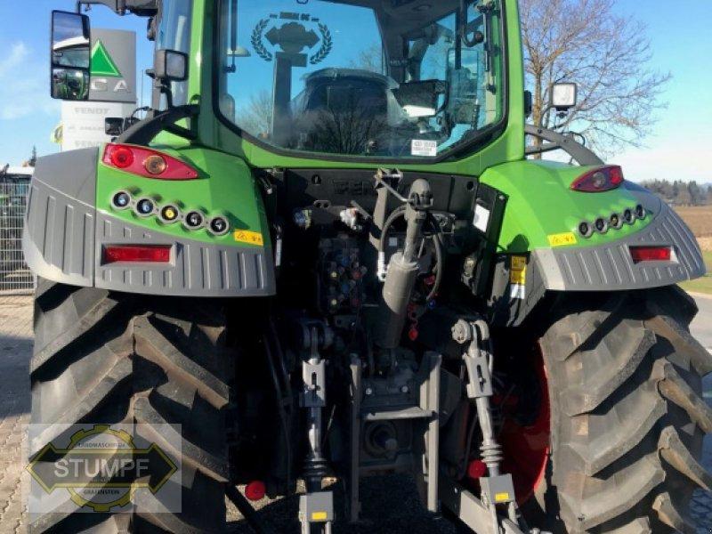 Traktor of the type Fendt 514 Vario, Neumaschine in Grafenstein (Picture 5)