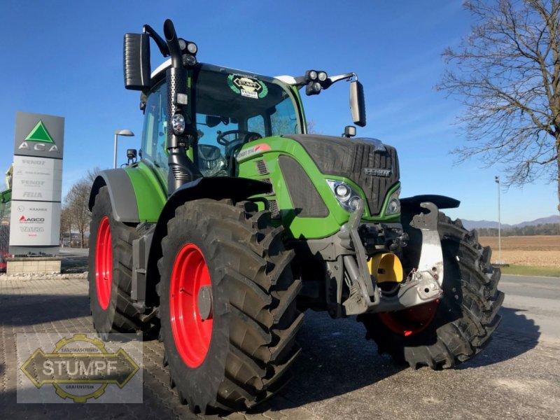 Traktor of the type Fendt 514 Vario, Neumaschine in Grafenstein (Picture 3)