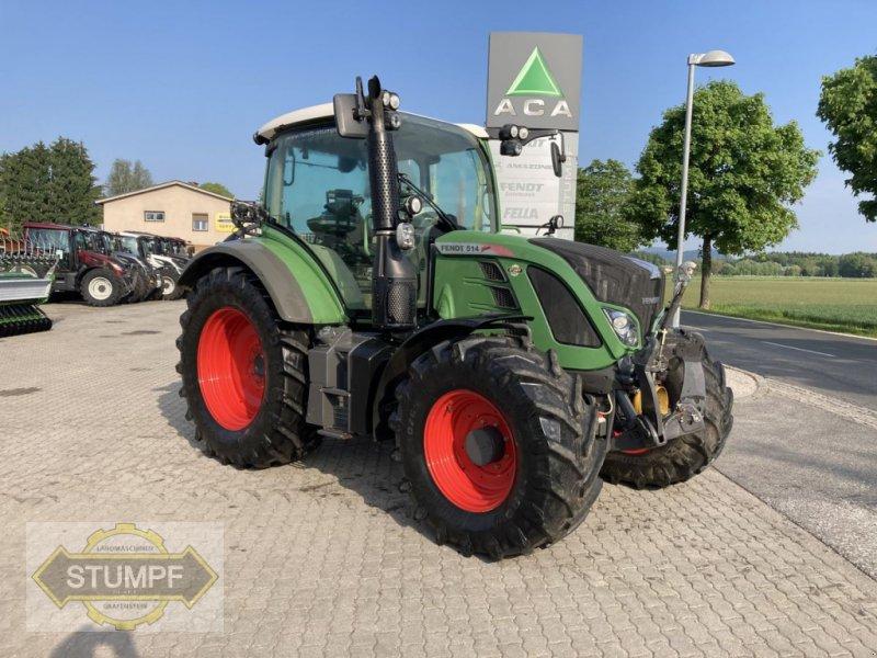 Traktor des Typs Fendt 514 Vario, Gebrauchtmaschine in Grafenstein (Bild 1)