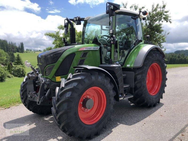 Traktor des Typs Fendt 514 Vario, Neumaschine in Bad Leonfelden (Bild 1)