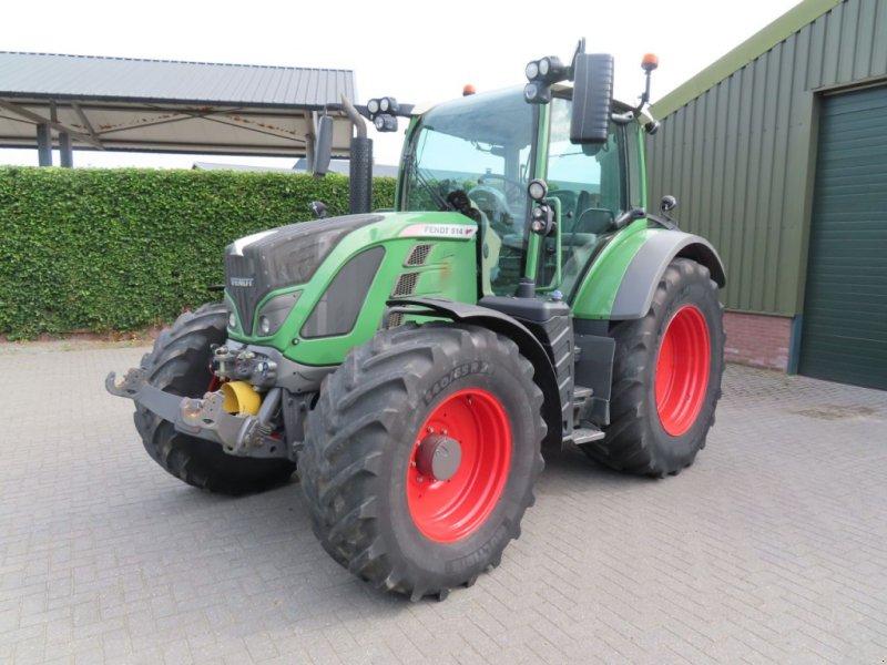 Traktor a típus Fendt 514 vario, Gebrauchtmaschine ekkor: Hapert (Kép 1)