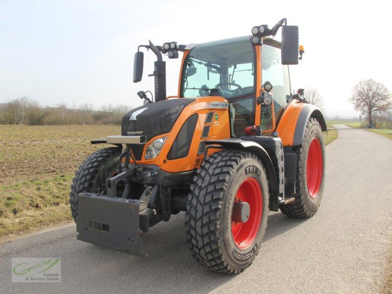 Traktor des Typs Fendt 514 Vario, Gebrauchtmaschine in Neustadt (Bild 1)