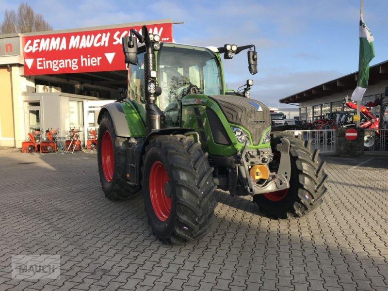 Traktor des Typs Fendt 514 Vario, Neumaschine in Burgkirchen (Bild 1)