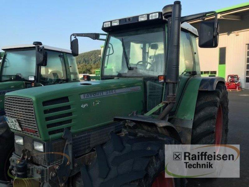 Traktor des Typs Fendt 514, Gebrauchtmaschine in Bebra (Bild 1)
