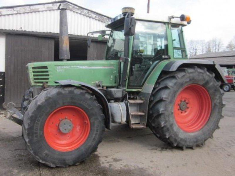 Traktor a típus Fendt 514C, Gebrauchtmaschine ekkor: Ziegenhagen (Kép 1)