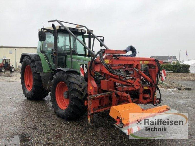 Traktor του τύπου Fendt 515 Favorit + Dücker Ausleger, Gebrauchtmaschine σε Bad Oldesloe (Φωτογραφία 1)