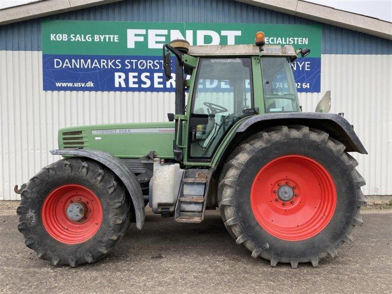 Traktor tipa Fendt 515 Favorit, Gebrauchtmaschine u Rødekro (Slika 1)