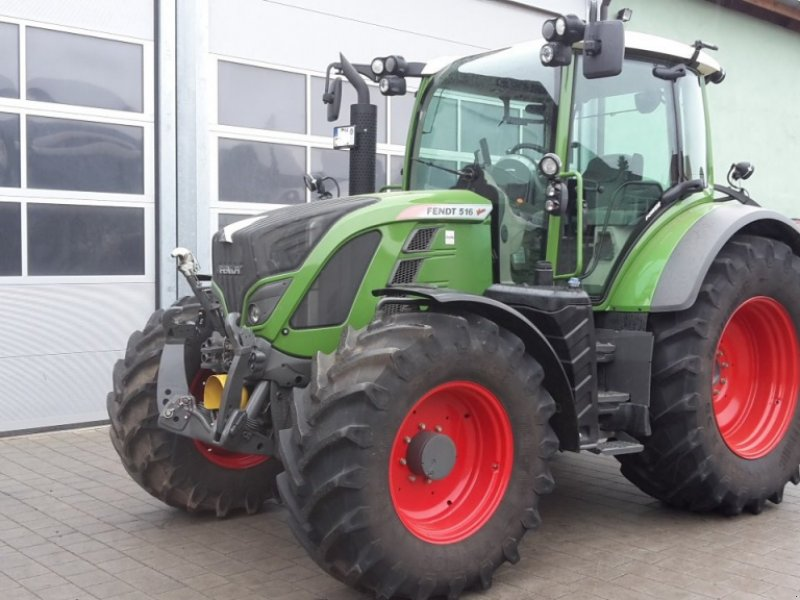 Photo Fendt 516 Power SCR
