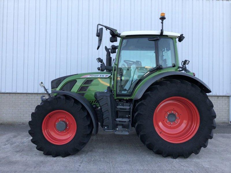 Traktor tipa Fendt 516 Power, Gebrauchtmaschine u Fluitenberg (Slika 1)