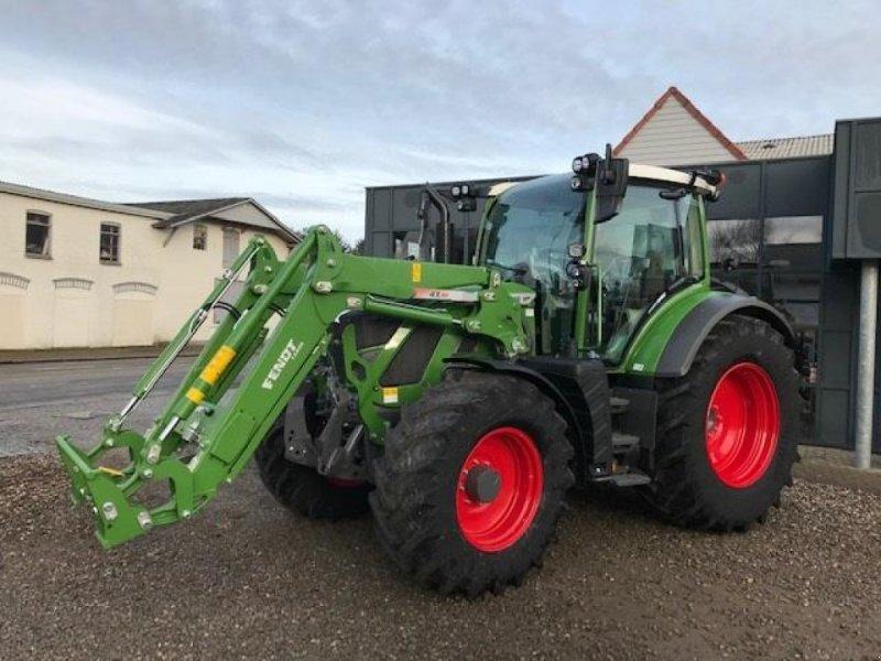 Traktor tip Fendt 516 PowerPlus med Cargo 4X80 Frontlæsser GPS READY - Overgemt Model, Gebrauchtmaschine in Rødekro (Poză 1)