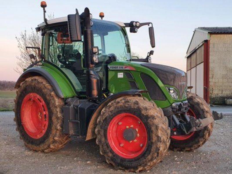 Traktor a típus Fendt 516 PROFI PLUS S4, Gebrauchtmaschine ekkor: PEYROLE (Kép 1)