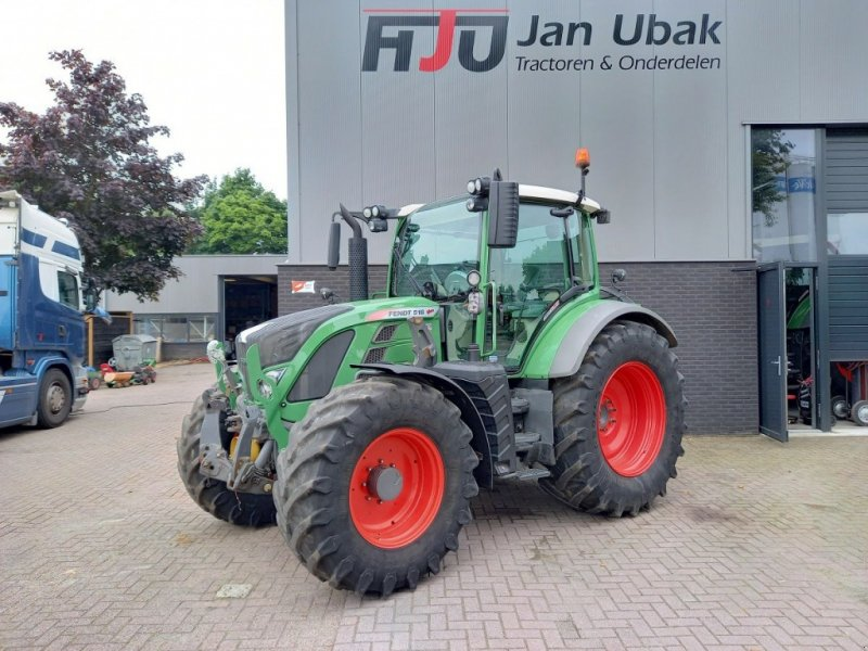 Traktor tipa Fendt 516 ProfiPlus, Gebrauchtmaschine u Staphorst (Slika 1)