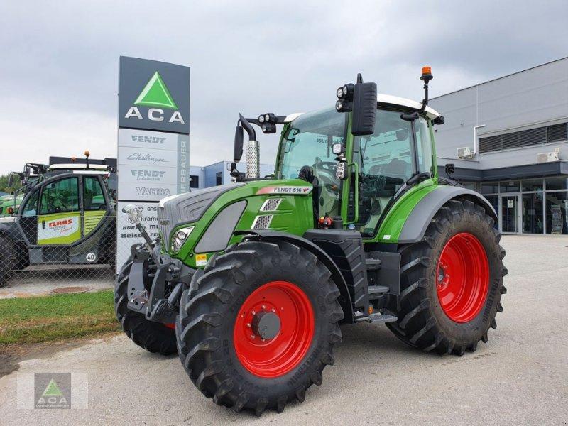 Traktor типа Fendt 516 S4 Profi Plus, Vorführmaschine в Markt Hartmannsdorf (Фотография 1)