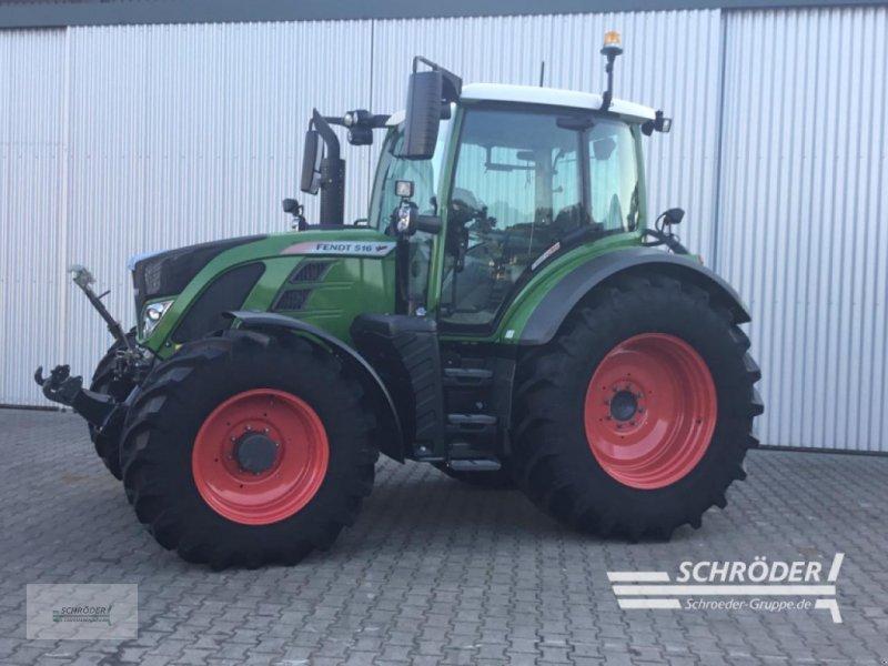 Traktor типа Fendt 516 S4 PROFI PLUS, Gebrauchtmaschine в Lastrup (Фотография 1)