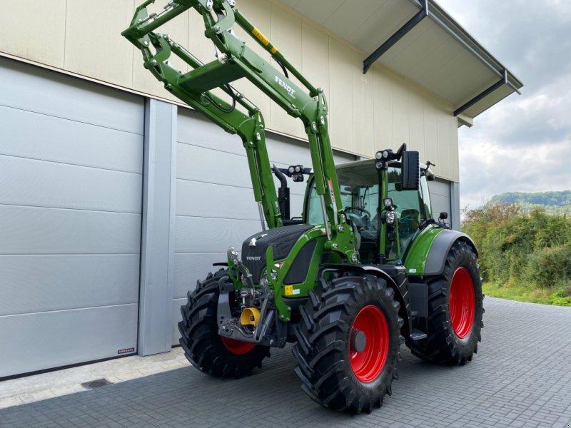 Traktor типа Fendt 516 S4 Profiplus Profi+ Profi Plus mit Cargo 4X80 2021 Vollausstattung, Gebrauchtmaschine в Weigendorf (Фотография 1)