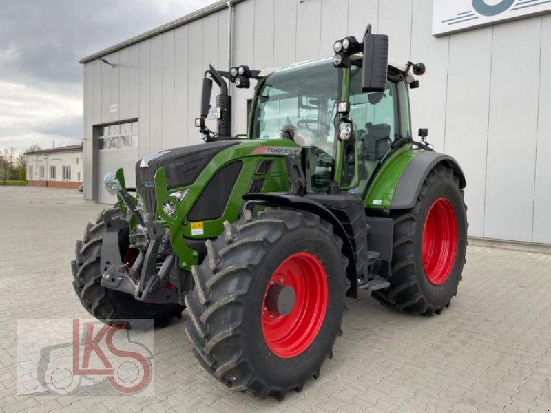 Traktor of the type Fendt 516 S4 PROFIPLUS, Neumaschine in Starkenberg (Picture 1)