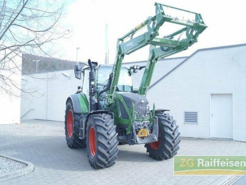 Traktor типа Fendt 516 S4, Gebrauchtmaschine в Mosbach (Фотография 1)
