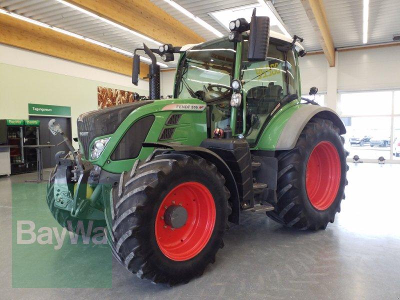 Traktor du type Fendt 516 SCR Profi Plus, Gebrauchtmaschine en Bamberg (Photo 1)