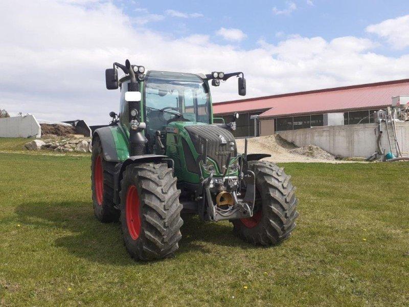 Traktor des Typs Fendt 516 SCR Profi, Gebrauchtmaschine in Miltach (Bild 1)