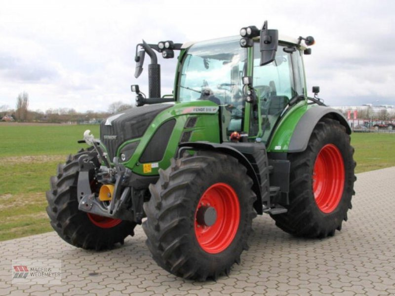 Traktor типа Fendt 516 VARIO POWER PLUS *NEU*, Neumaschine в Oyten (Фотография 1)