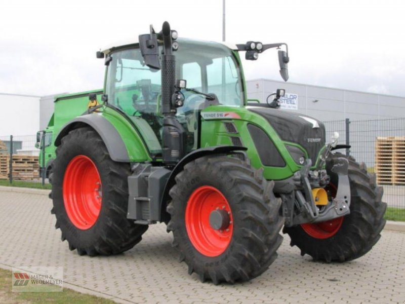 Traktor типа Fendt 516 VARIO POWER PLUS *NEU*, Neumaschine в Oyten (Фотография 3)