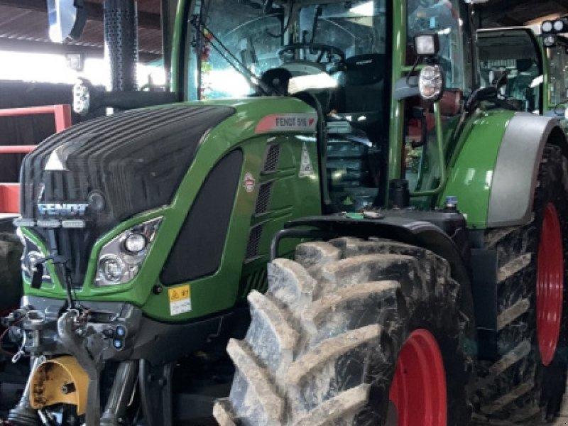 Traktor tip Fendt 516 VARIO POWER PLUS, Gebrauchtmaschine in Grantham (Poză 1)
