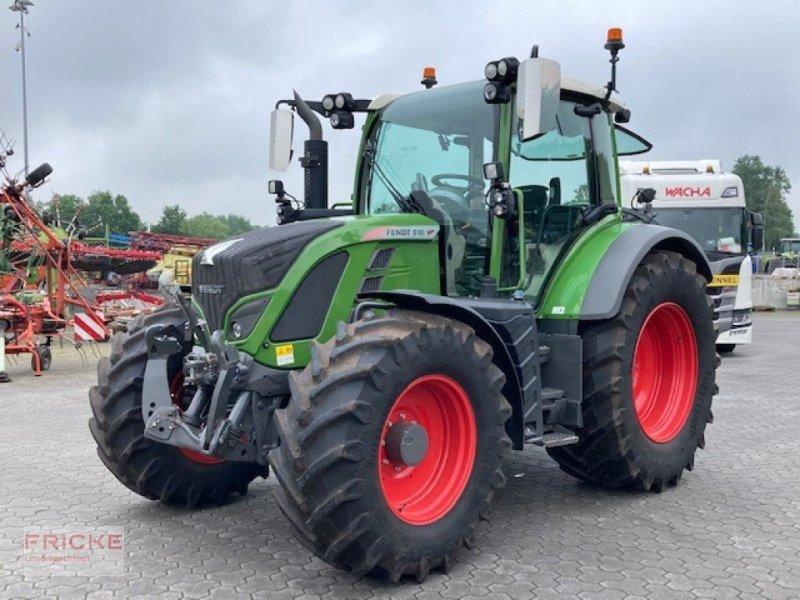 Traktor типа Fendt 516 VARIO POWER PLUS, Gebrauchtmaschine в Bockel - Gyhum (Фотография 1)