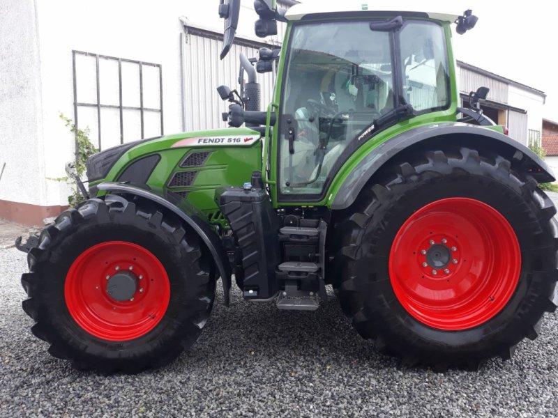 Traktor typu Fendt 516 Vario Power S4 + Garantieverlängerung, Gebrauchtmaschine w Otzing (Zdjęcie 1)