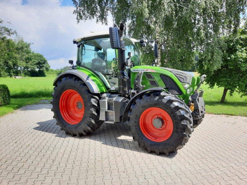 Traktor tipa Fendt 516 Vario Profi kein Profi Plus, Gebrauchtmaschine u Tirschenreuth (Slika 1)