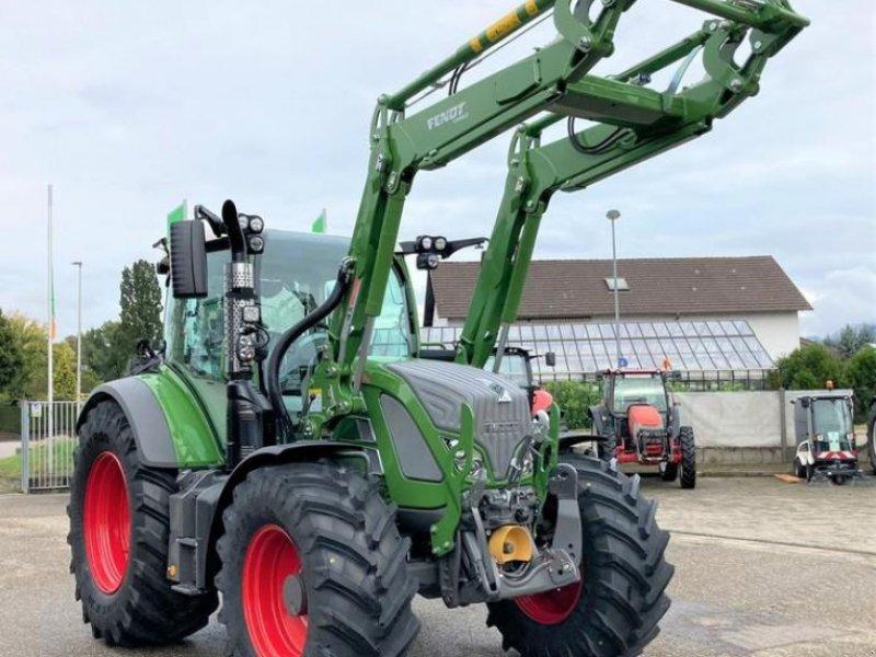 Traktor типа Fendt 516 Vario Profi Plus S4, Gebrauchtmaschine в Bühl (Фотография 1)