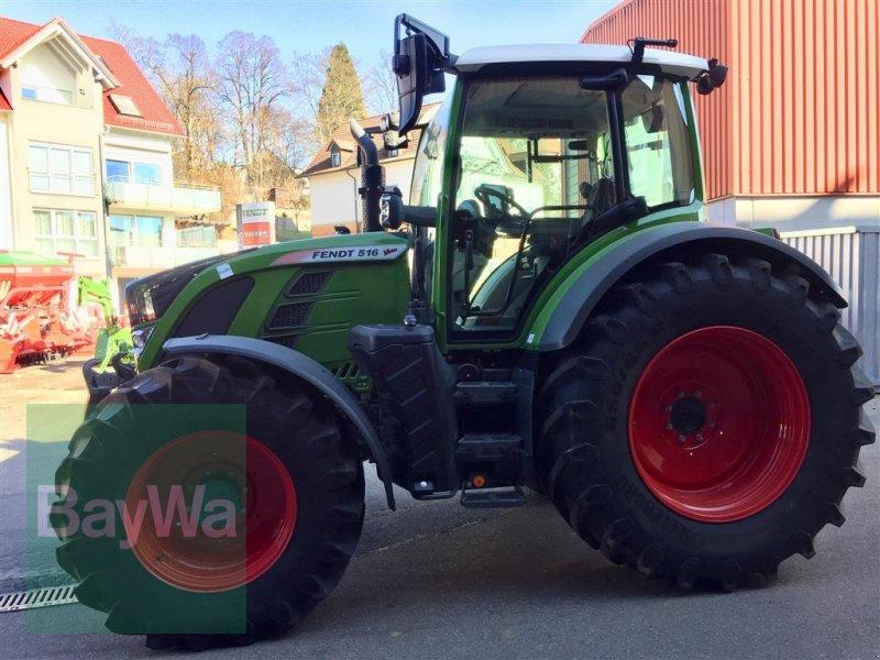 Traktor des Typs Fendt 516 Vario Profi Plus, Gebrauchtmaschine in Ellwangen (Bild 1)