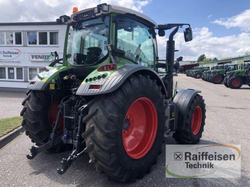 Traktor des Typs Fendt 516 Vario Profi Plus, Gebrauchtmaschine in Bad Oldesloe (Bild 5)