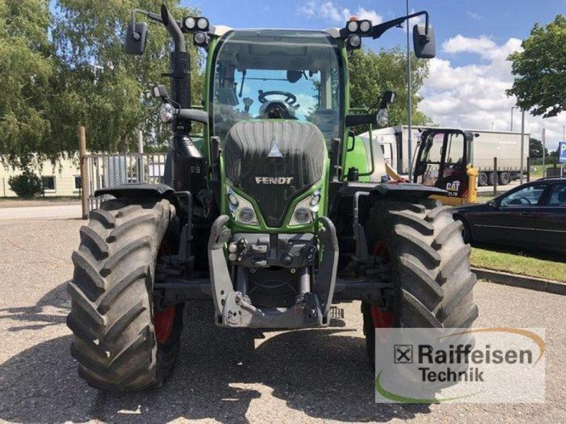 Traktor des Typs Fendt 516 Vario Profi Plus, Gebrauchtmaschine in Bad Oldesloe (Bild 14)
