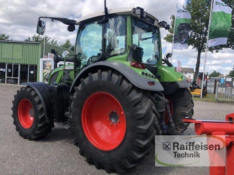 Traktor des Typs Fendt 516 Vario Profi Plus, Gebrauchtmaschine in Bad Oldesloe (Bild 6)