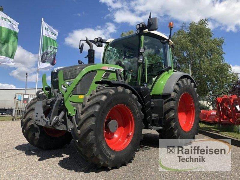 Traktor des Typs Fendt 516 Vario Profi Plus, Gebrauchtmaschine in Bad Oldesloe (Bild 1)