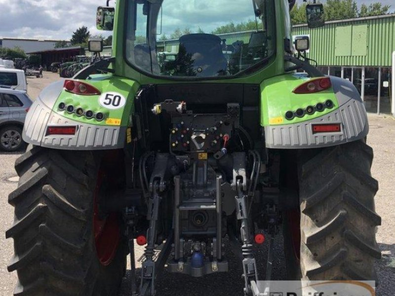 Traktor des Typs Fendt 516 Vario Profi Plus, Gebrauchtmaschine in Bad Oldesloe (Bild 3)
