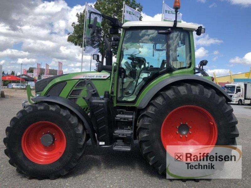 Traktor des Typs Fendt 516 Vario Profi Plus, Gebrauchtmaschine in Bad Oldesloe (Bild 8)