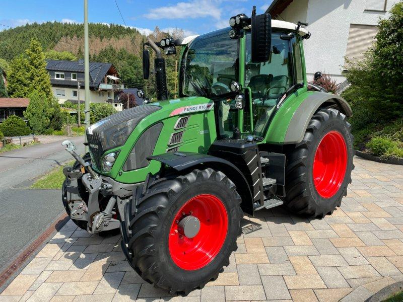 Traktor typu Fendt 516 Vario Profi Plus, Gebrauchtmaschine w Freudenberg (Zdjęcie 1)
