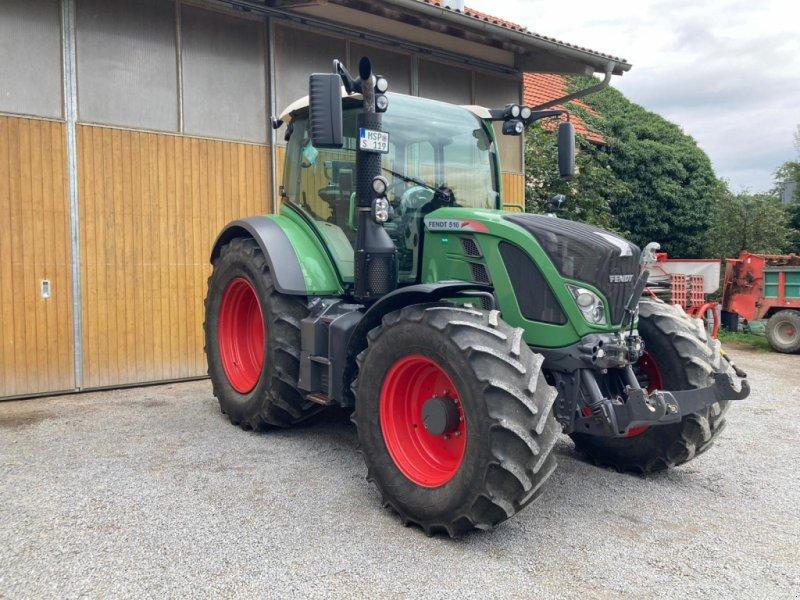 Traktor типа Fendt 516 Vario Profi Plus, Gebrauchtmaschine в Giebelstadt (Фотография 1)