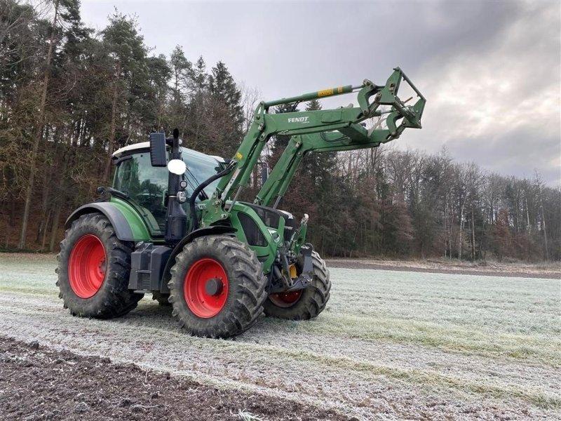 Traktor типа Fendt 516 Vario Profi Plus, Gebrauchtmaschine в Altötting (Фотография 1)