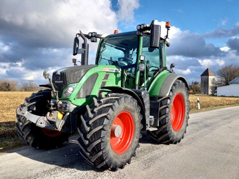 Traktor des Typs Fendt 516 Vario Profi Plus, Gebrauchtmaschine in Moosburg (Bild 1)